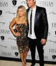 Fergie & Josh Duhamel ring in 2012