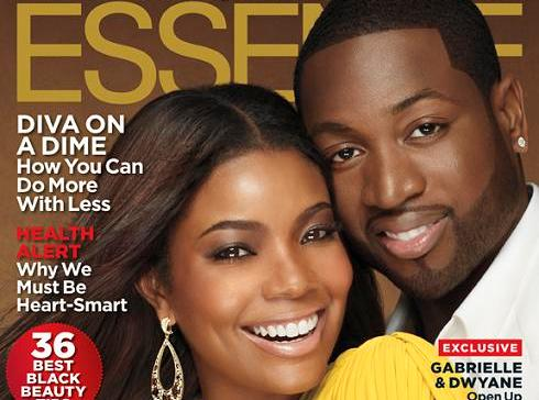 Gabrielle Union And Dwyane Wade Cover Essence [Photo]