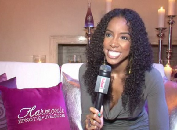 Kelly Rowland Gushes About Beyonce's Baby Blue Ivy Carter [Video]