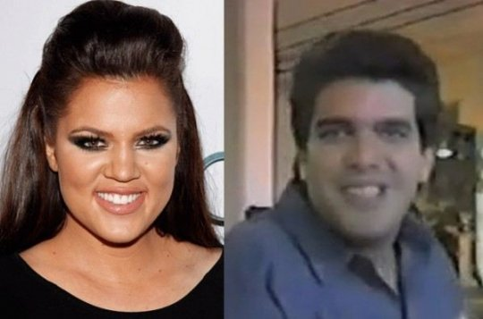 "Khloe Kardashian's Real Father ""Alex Roldan"" Finally Revealed [Photo]"