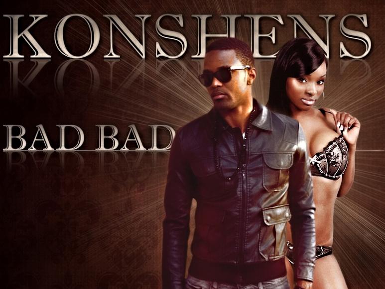 New Video: Konshens – Bad Gal
