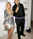 Paris Hilton & Afrojack ring in 2012