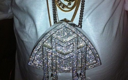 Rick Ross Maybach Chain