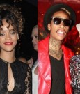 Rihanna Wiz Kahlifa Amber Rose