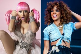 Nicki Minaj Pink Friday Certified Double Platinum, Rihanna Top Selling Digital Artiste Of All Time