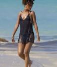 Rihanna g string bikini 10