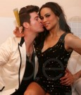 Robin Thicke and Paula Patton 2012