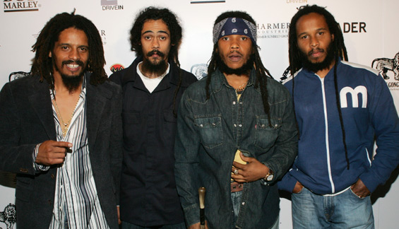 The Marley Brothers Tour