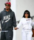 T.I and wife Tiny 2
