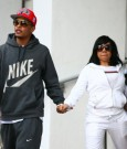 T.I and wife Tiny 3