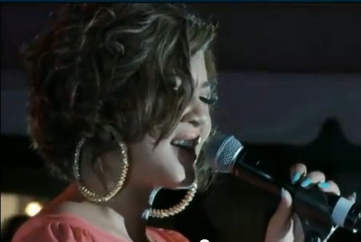 Tessanne Chin Performing At Jamaica Jazz & Blues 2012 [Video]