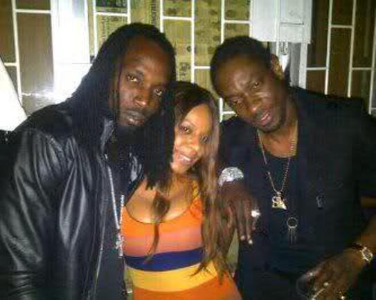 bounty killer and mavado 2012