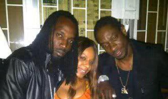 Mavado And Bounty Killer Make Peace For The New Year, Partied Together [Photo]