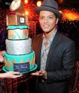 bruno mars ring in 2012
