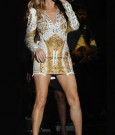 celine dion short dress jamaica jazz fest