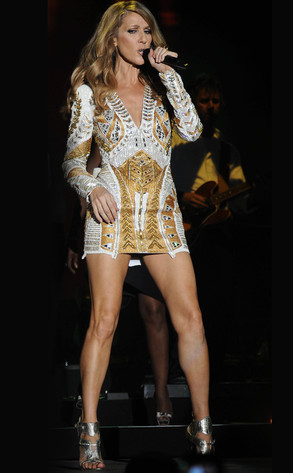 celine dion short dress jamaica jazz fest | Urban Islandz