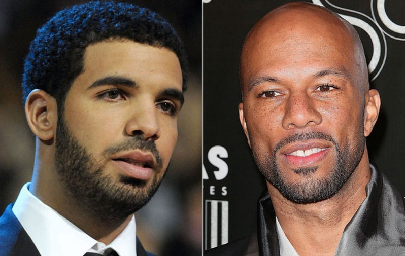 Common And Drake Beef Heats Up On 'Stay Schemin' [Audio]