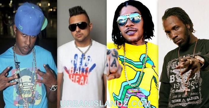Top 10 Reggae/Dancehall Songs of 2011