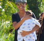 nia long and baby kez 2