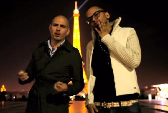 New Video: Pitbull Ft. Sensato – Latinos In Paris