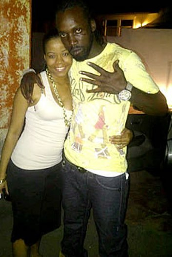 raine seville and mavado