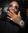 rick ross ring in 2012