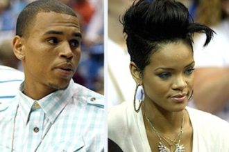Rihanna 'Emotional' By Seeing Chris Brown With Karrueche Tran