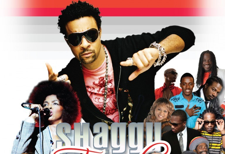 Shaggy And Friends Available On Pay-Per-View