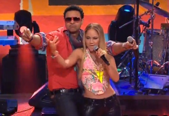 Shaggy And Kat Deluna Performs Live On Jay Leno [Video]