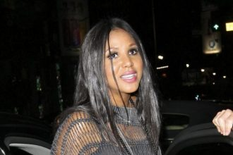 Toni Braxton Rushed To The Hospital