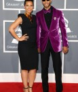 ALICIA KEYS AND SWIZZ BEATZ 2012 grammys