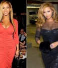 Beyonce first 2012 outing