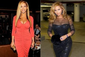 Beyonce Looking Fabulous In First Public Outing Since Giving Birth [Photo]