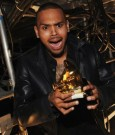 Chris Brown win grammy