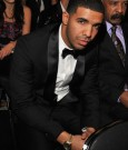 DRAKE and father 2012 grammys
