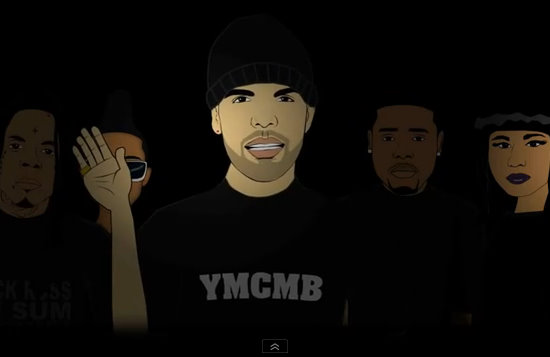 Drake YMCMB Animated
