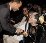 JOHN LEGEND AND LADY GAGA 2012 grammys