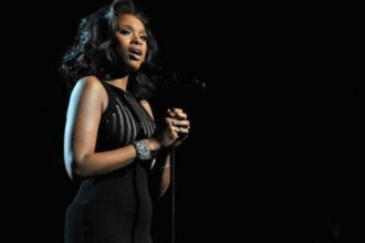 Jennifer Hudson Tribute Whitney Houston At The Grammys [Video]