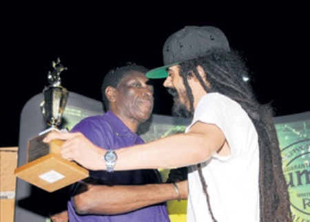 Damian Marley and Buju Banton Big Winners At Stone Love Awards