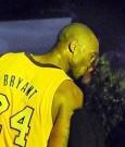 Kobe and vanessa kissing 2012