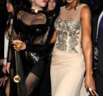 LADY GAGA AND KELLY ROWLAND 2012 grammy