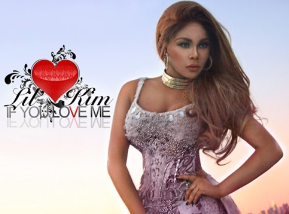 Lil Kim If You Love Me Cover