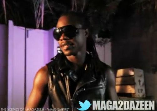 "Magazeen ""Double MG Empire"" Behind The Scenes [Video]"