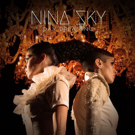 Nina Sky Day Dreaming Artwork Cover