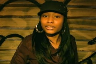 Nicki Minaj Old Freestyle Clip, Before Pink Wigs & Alter Egos [Video]