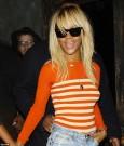 Rihanna Blonde Hair 2012