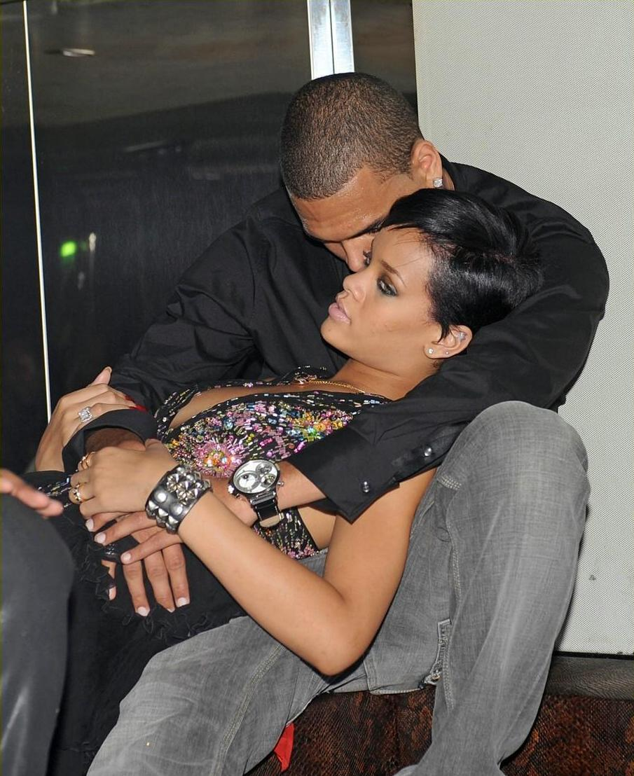 Rihanna and Chris Brown Back Together