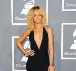 Rihanna at the grammys 1