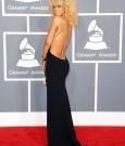Rihanna dress grammy