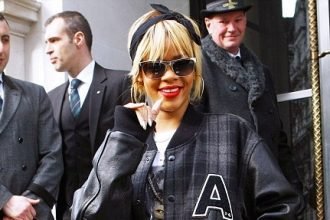 Birthday Dopeness: Rihanna Steps Out On Her 24th Birthday [Photo]